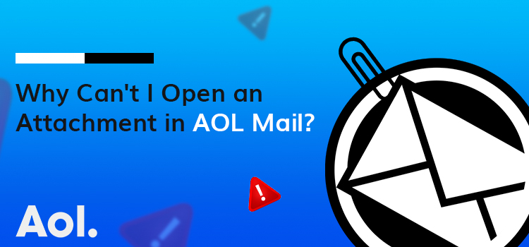 Cannot Open an Attachment in AOL Mail